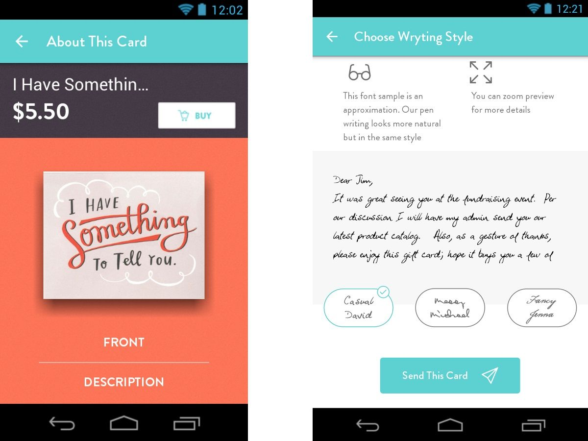 Best Greeting Card Apps - Card-Making Apps for iOS, Android
