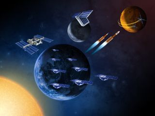 NASA is embracing small satellites for future Earth science missions.