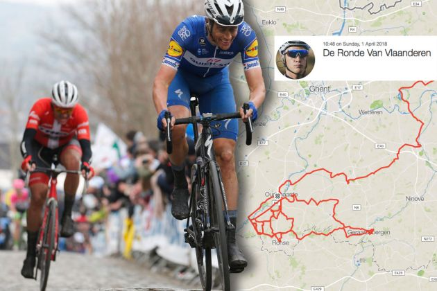 5d32f455f Niki Terpstra uploads Tour of Flanders ride to Strava