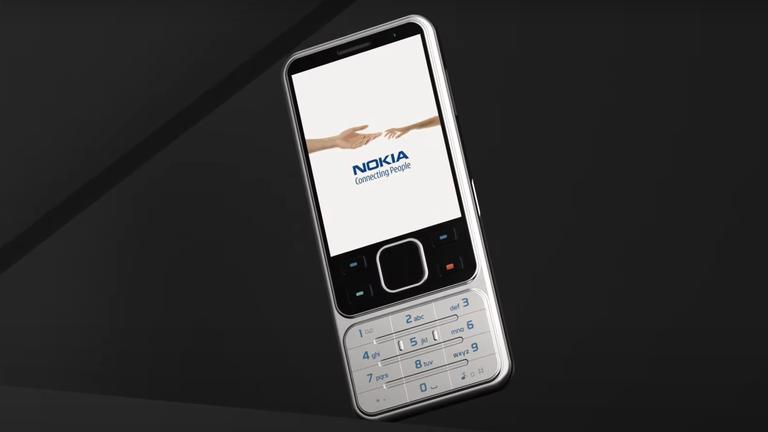 Nokia 6300 iPhone 12