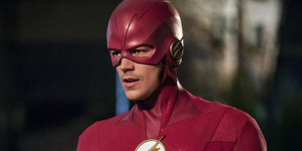 The Flash Barry Allen Grant Gustin The CW