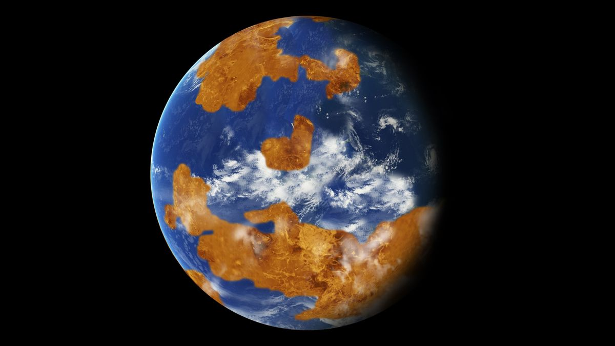 Did Venus, Earth's 'Twisted Sister' Hellscape Planet, Once Harbor Water — and Life? - Livescience.com