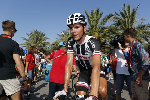 Team Sunweb remove Warren Barguil from Vuelta a Espana