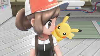 Pokemon Let S Go Review Pikachu And Eevee Head Up Solid Switch