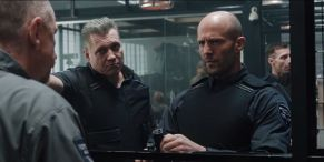 Jason Statham Is Not Messing Around In First Action Trailer For Guy Ritchie's Wrath Of Man