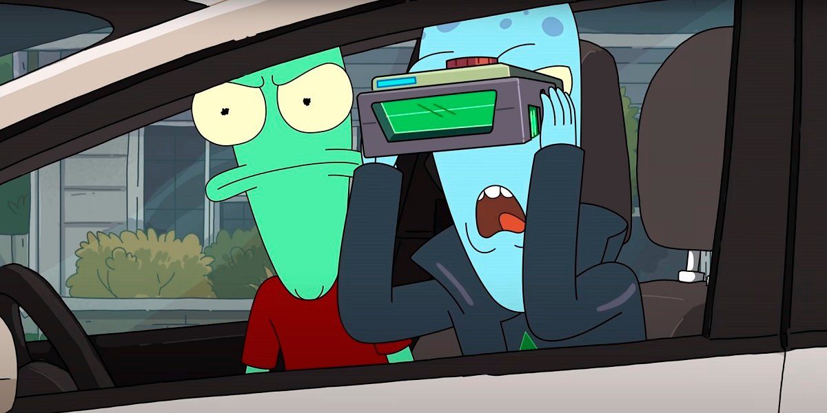 6 Things Solar Opposites Does Better Than Rick And Morty