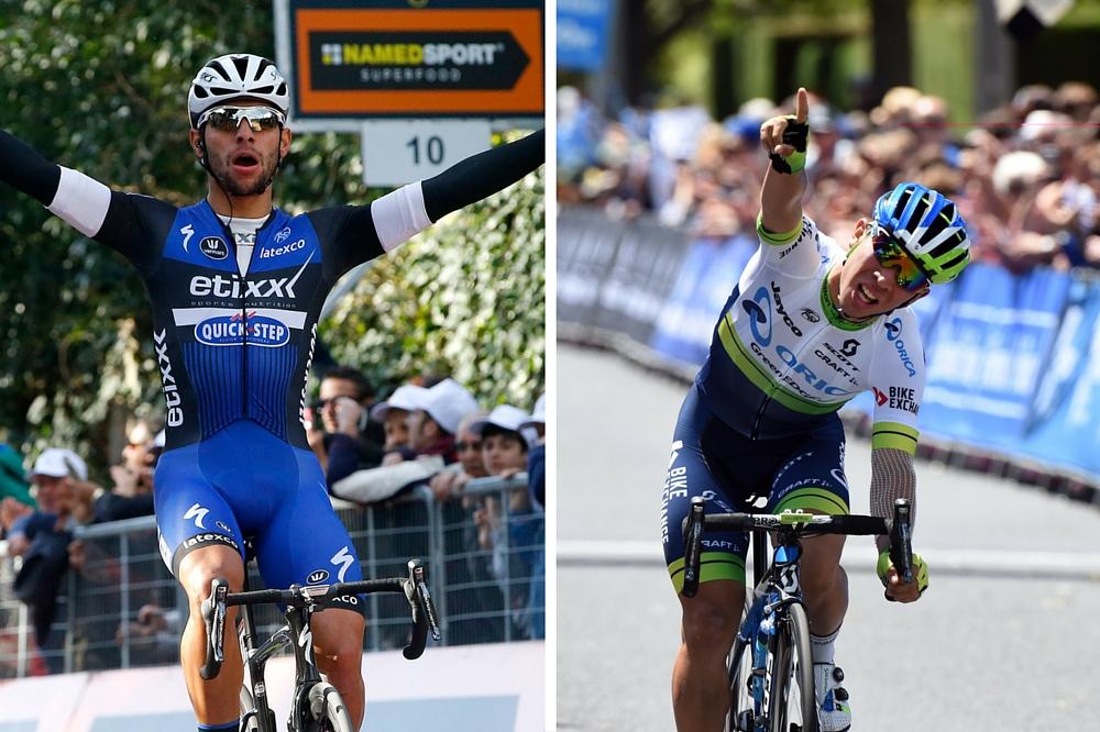 Fernando Gaviria v Caleb Ewan: The future of sprinting ...