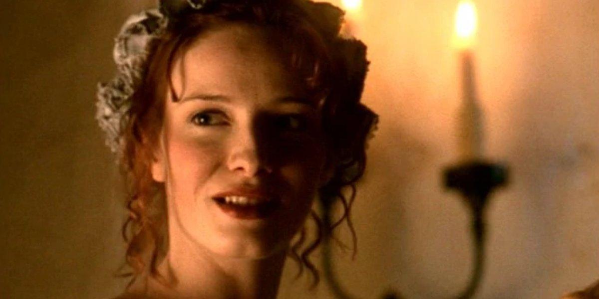Christina Hendricks in Angel