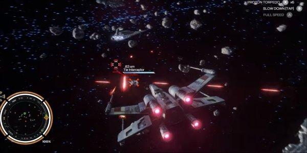 X-Wing Prototype