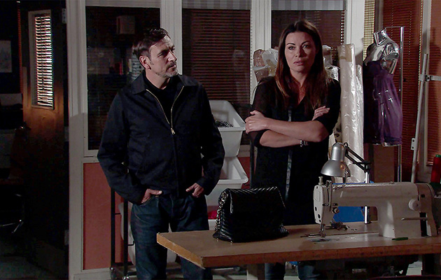 Carla Connor, Peter Barlow, Coronation Street