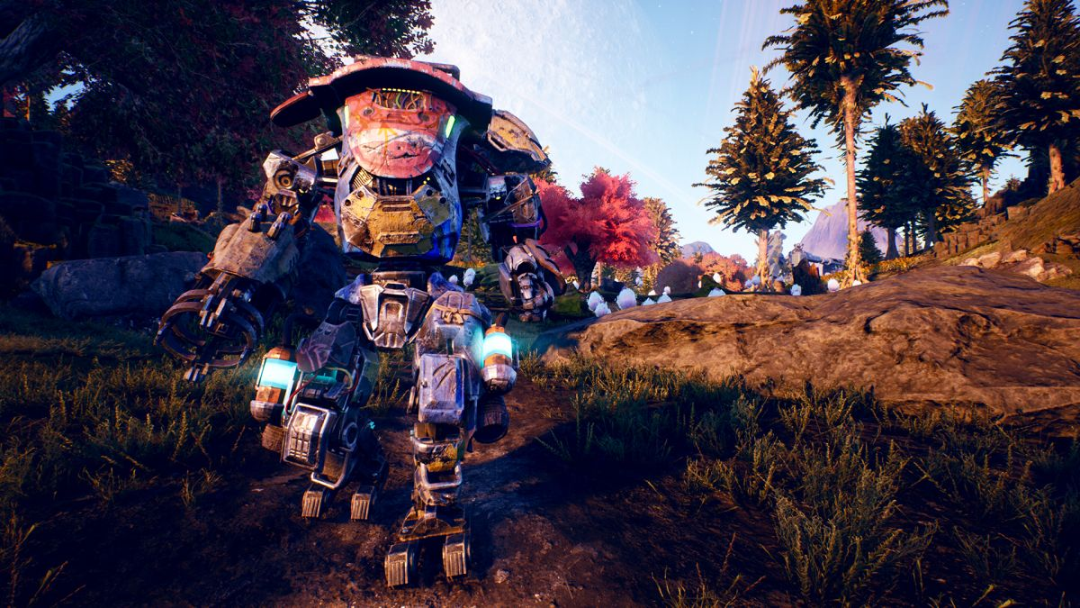 The Outer Worlds will feature VATS-like slo-mo combat and unique companions