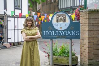 Katie McGlynn as Becky in Hollyoaks