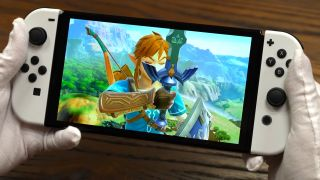 Nintendo Switch OLED hands-on