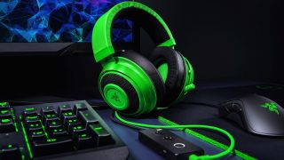 The awesome Razer Kraken Tournament Edition headset is 35% off at Amazon UK - now at £65