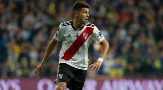Exequiel Palacios River Plate Arsenal Real Madrid