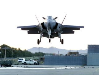 From Supersonic to Hover: How the F-35 Flies