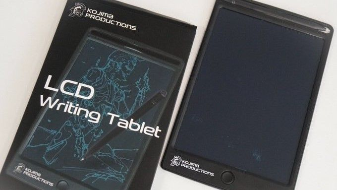 Hideo Kojima made a tablet, and I want it