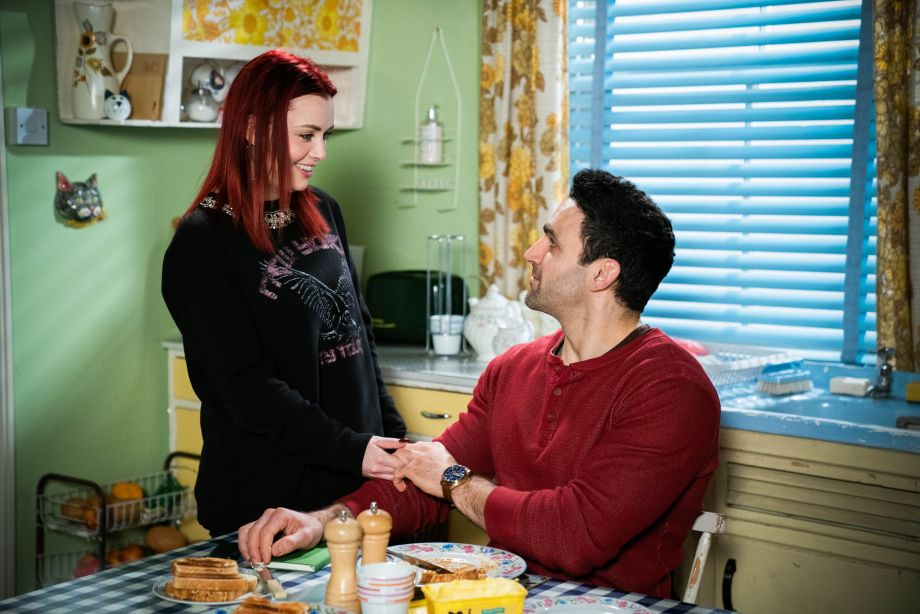 Kush is planning a surprise wedding in EastEnders