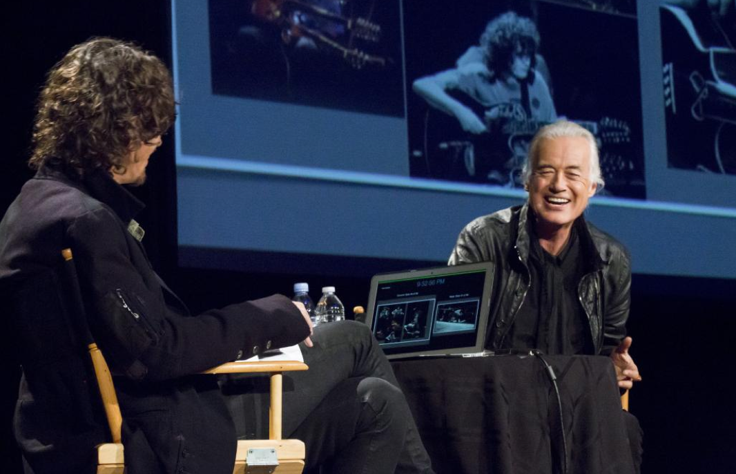 Jimmy Page and Soundgarden's Chris Cornell Talk Led Zeppelin History and More — Video