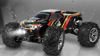 Cheap RC car deal for Amazon Prime Day: Save $71 on a cool remote control Monster Truck!