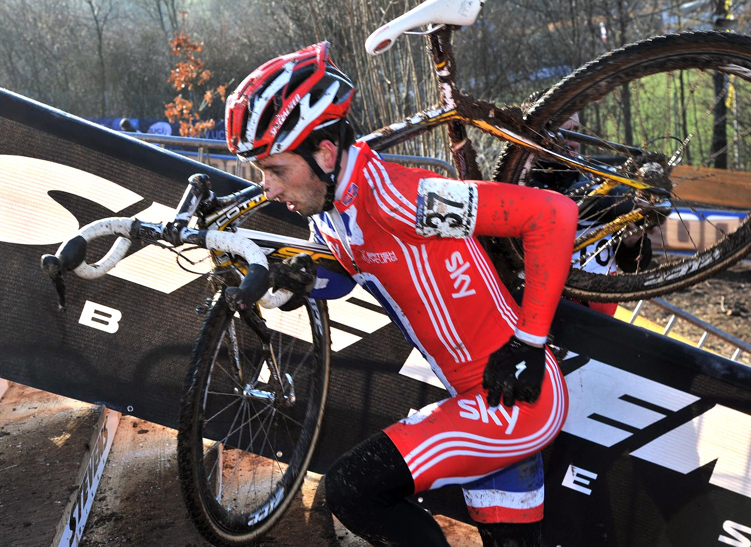 Ian Field, elite men, Cyclo-cross World Championships 2011