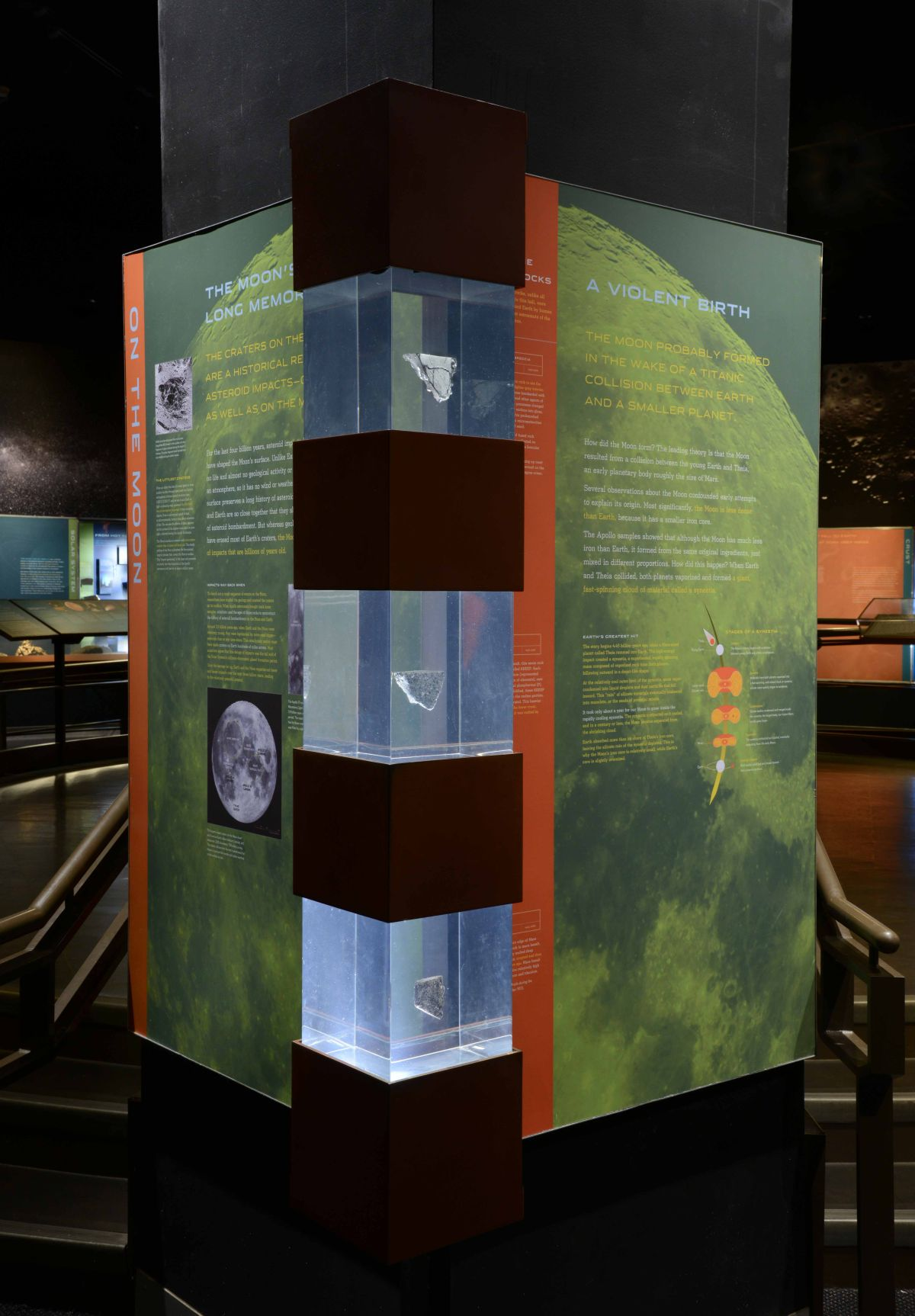 Moon Rocks and Lunar Meteorite Are the Stars in This NYC Exhibit | Space