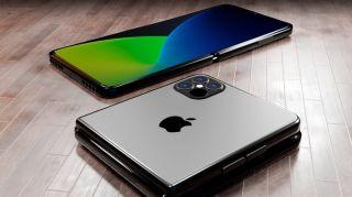 iPhone flip leak