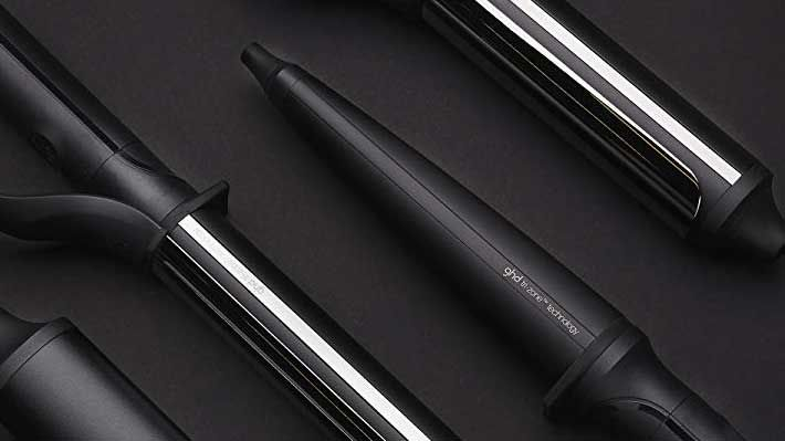 GHD curling wand: Creative Curl Wand Professional Curler