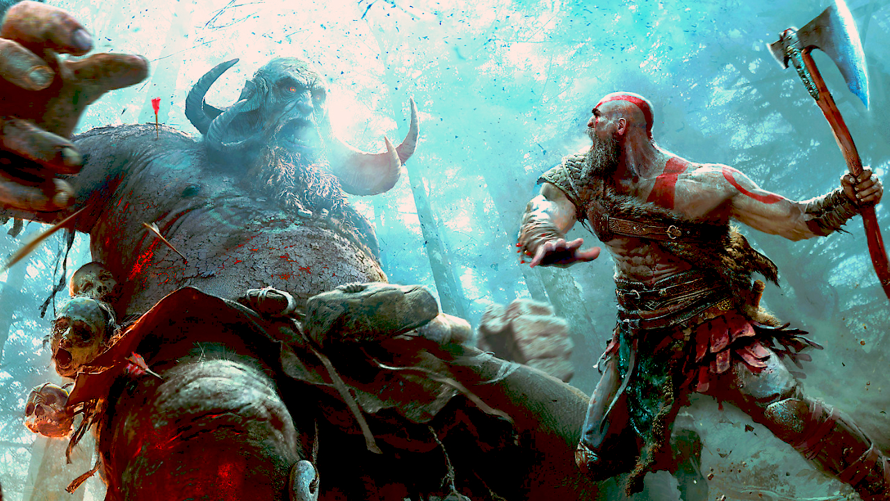 Image result for god of war 4
