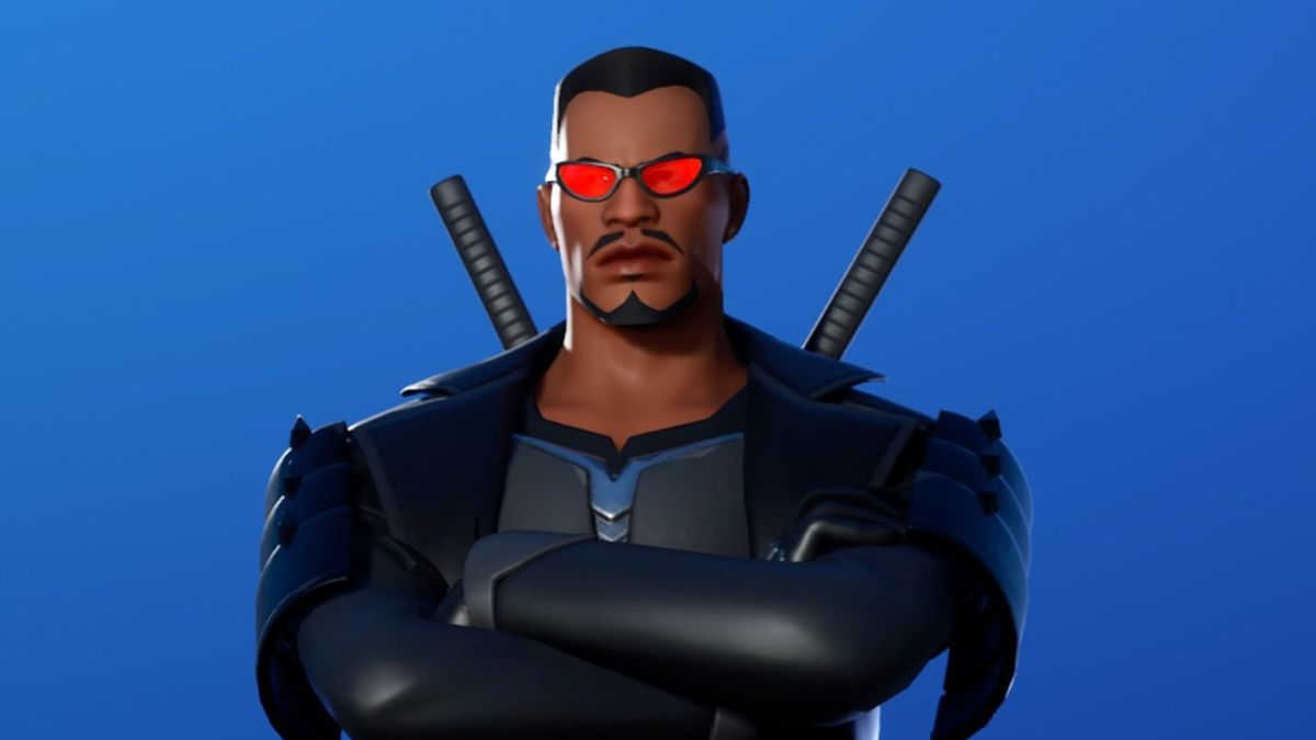 Fortnite item shop: Blade is here to ice-skate uphill