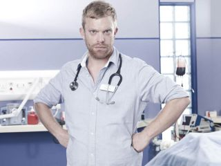 Casualty's William: 'I try not to take Dylan home'