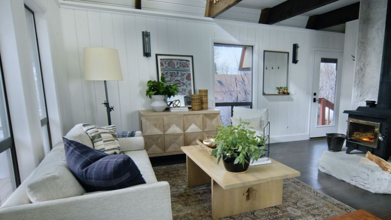 living room from Dream Home Makeover