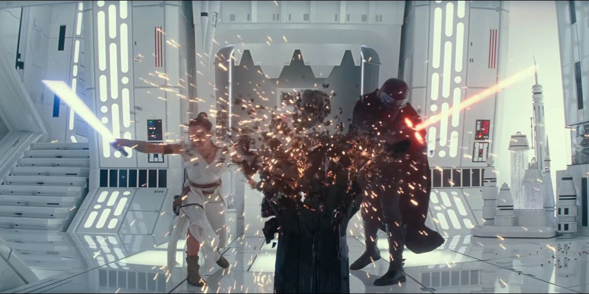 7 Biggest Wtf Moments In Star Wars The Rise Of Skywalker Cinemablend