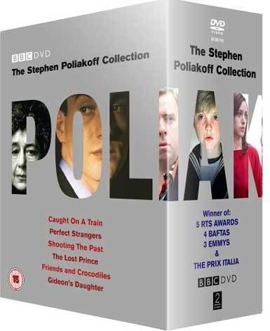 Stephen Poliakoff box set
