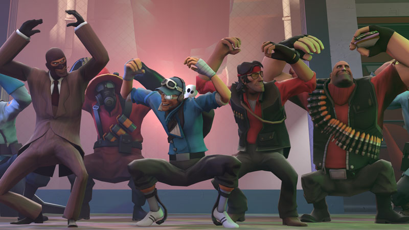 A Ten Year Old Team Fortress 2 Bug Has Been Found And Fixed Pc Gamer