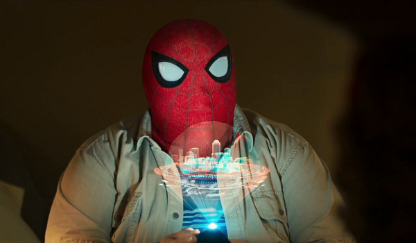 Ned Spider-Man: Homecoming