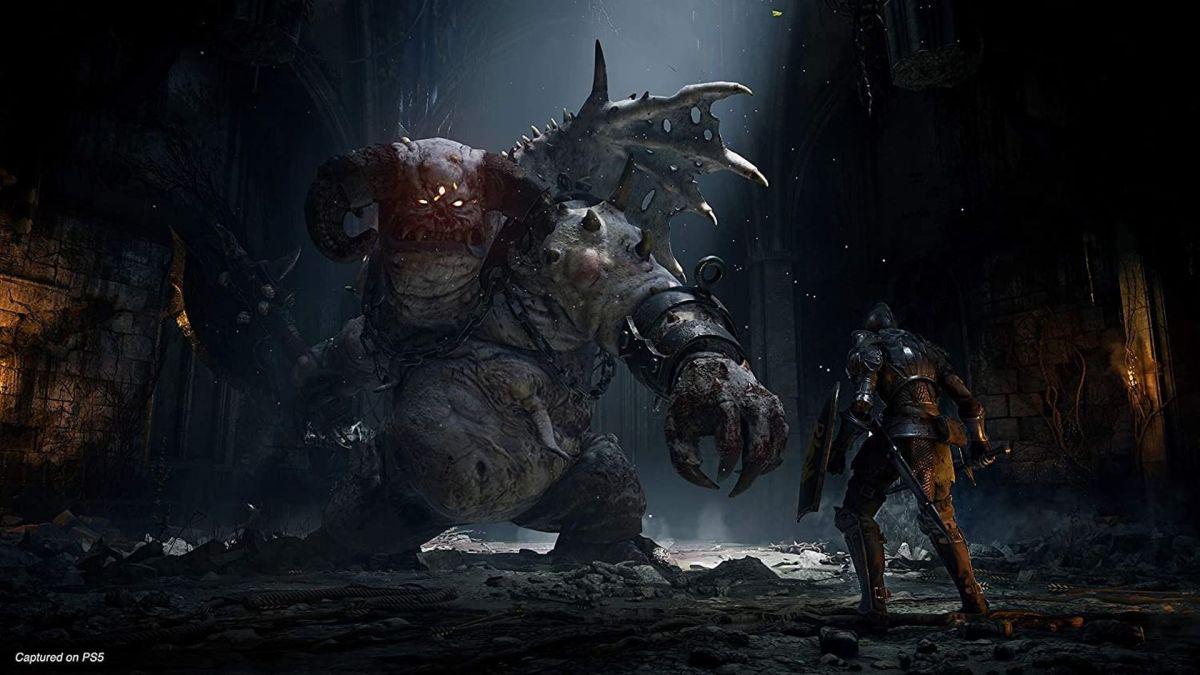 New Demon's Souls remake screenshots show off boss fights and haunting vistas | GamesRadar+