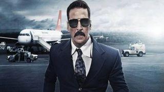 Promo still from the Bollywood film Bell Bottom