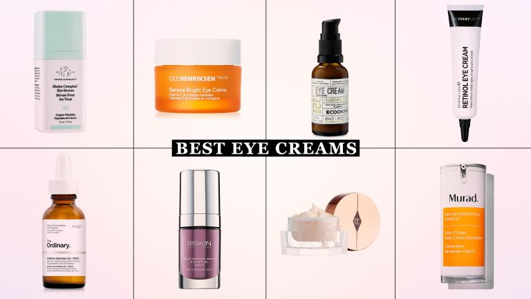 best eye cream products for dark circles, puffiness, and lines