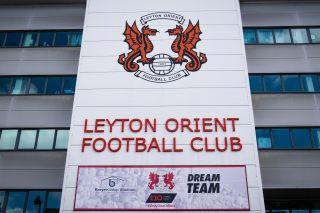 Leyton Orient file photo