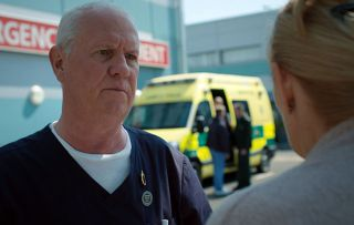Casualty Charlie Duffy