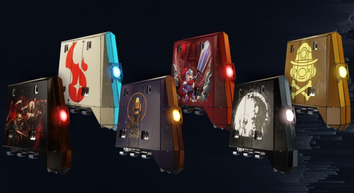Prey: Mooncrash update celebrates Arkane's favorite roguelikes and roguelites