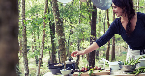 Prepare your table for an alfresco feast with these mouthwatering summer recipes