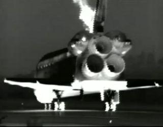 space shuttle landing strip length - photo #19