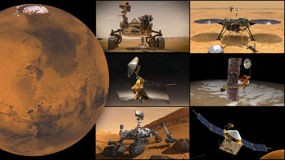 NASA Mars missions facing 2-week communications blackout as sun blocks Red Planet