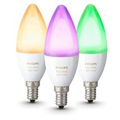 Brighten your world with brilliant deals on Philips Hue lighting on