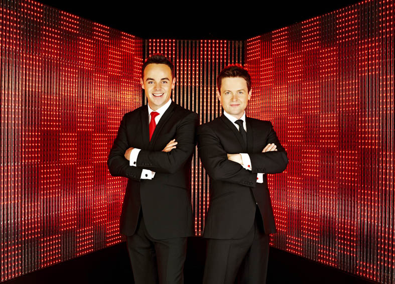 Ant and Dec knew Red or Black? would flop
