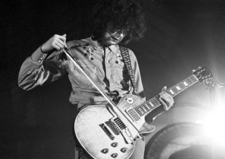 "Forgotten Guitar: Jimmy Page Offers an Up-Close Look at His ""Number"
