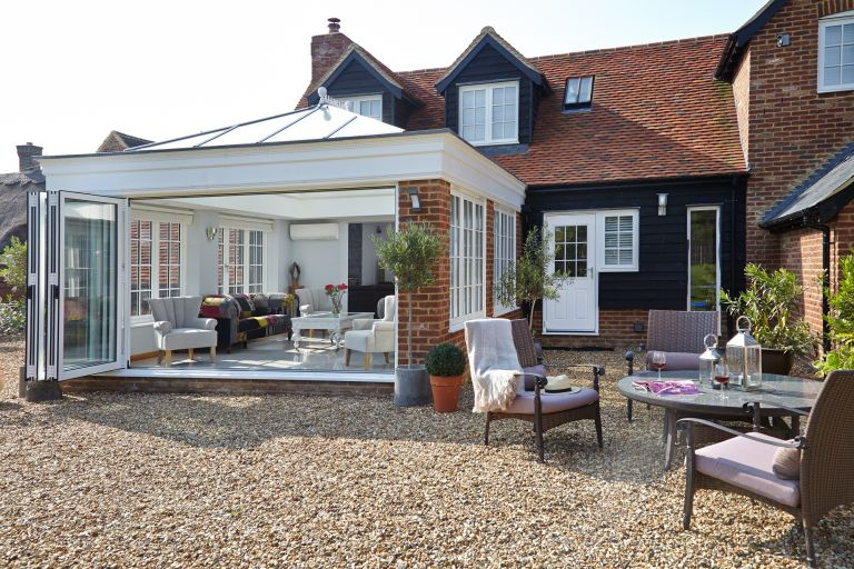 Bi-fold doors by Anglian Home Improvements