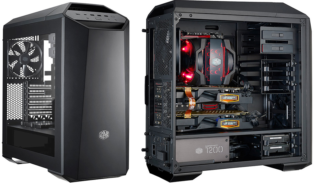 Cooler Master aims to inspire creative PC builds with Maker series